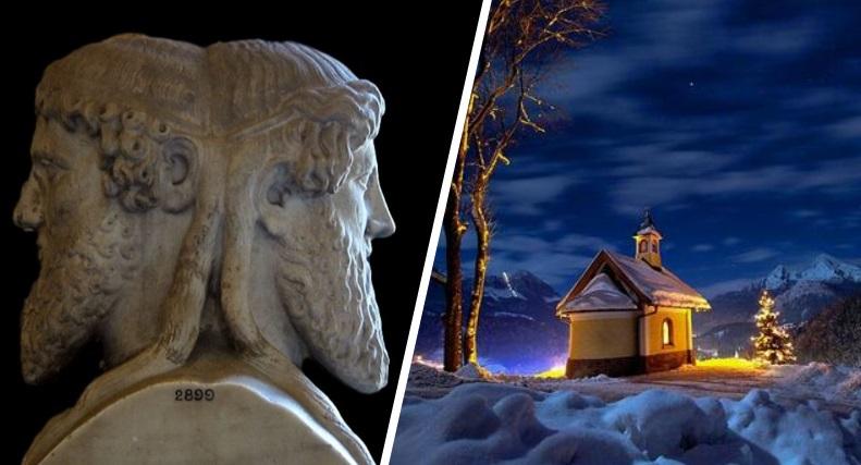 Gennaio, il mese del dio Giano