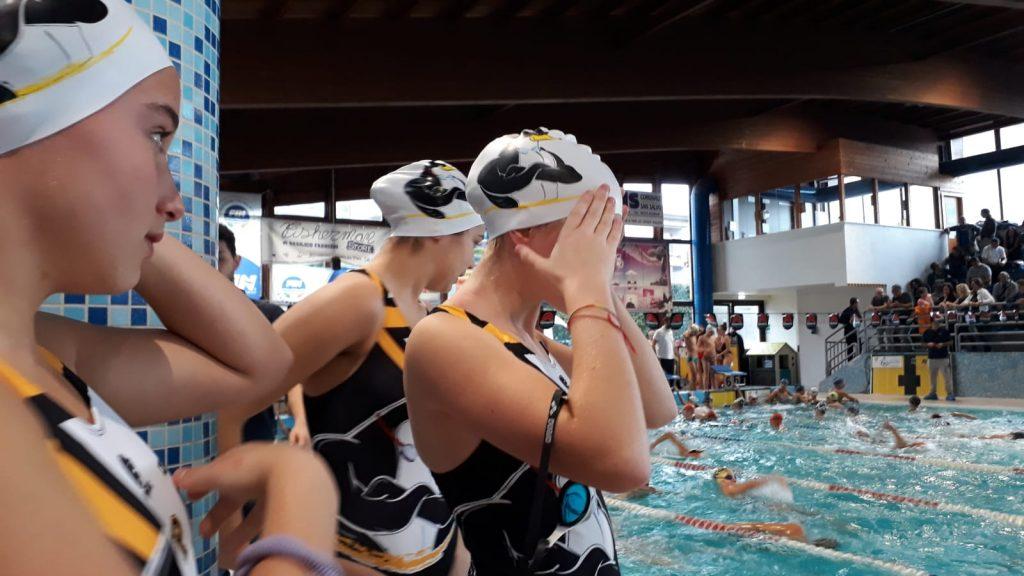 Partenza col botto della Pinguino Academy ai campionati di nuoto regionali
