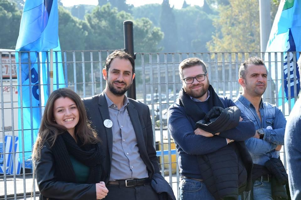 Amministrazioni locali a Roma per dire No allo spostamento dei bus ad Anagnina