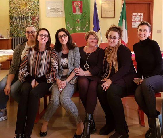 A San Benedetto dei Marsi DONNAMENTE DONNA, un vero e proprio movimento dedicato al tema della violenza nel linguaggio