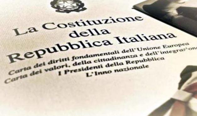 """Convegno """"Costituzione e Cooperazione. Ieri oggi e domani"""" organizzato dalla COOP Centro Italia"""