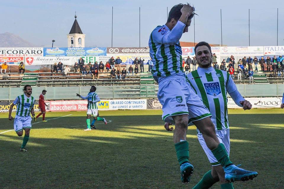 """L'Avezzano vince e Lucarelli annuncia: """"Vado via, ciclo finito"""""""
