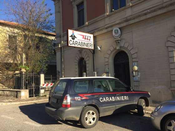 Colpo in un bar di Magliano De' Marsi