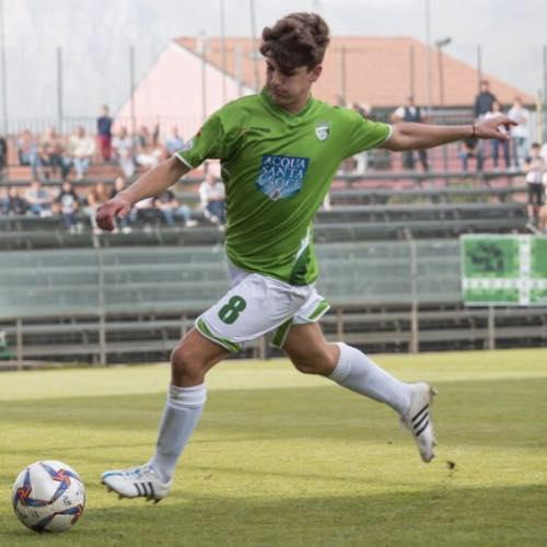 Angelo Persia convocato in nazionale under 18