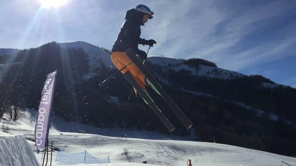E' marsicano il più giovane maestro di sci d'Abruzzo