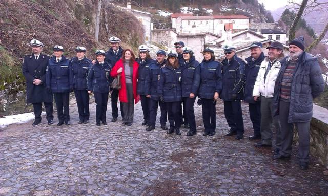 La Polizia Locale Associata parteciperà ai festeggiamenti di San Sebastiano Martire
