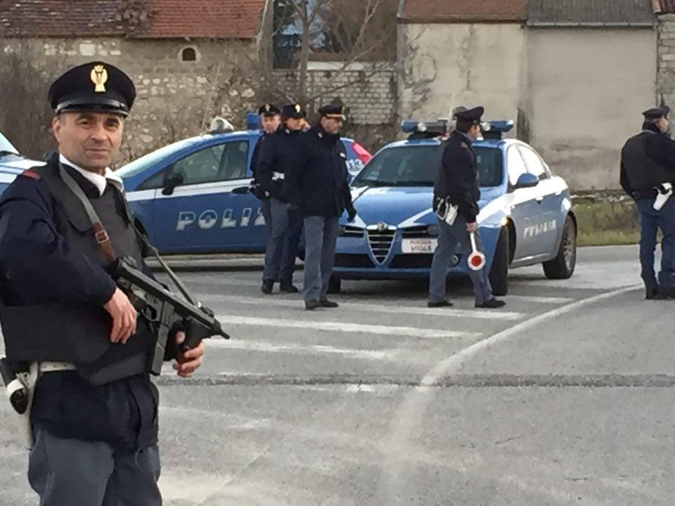 Due mezzi senza revisione fermati ad Avezzano