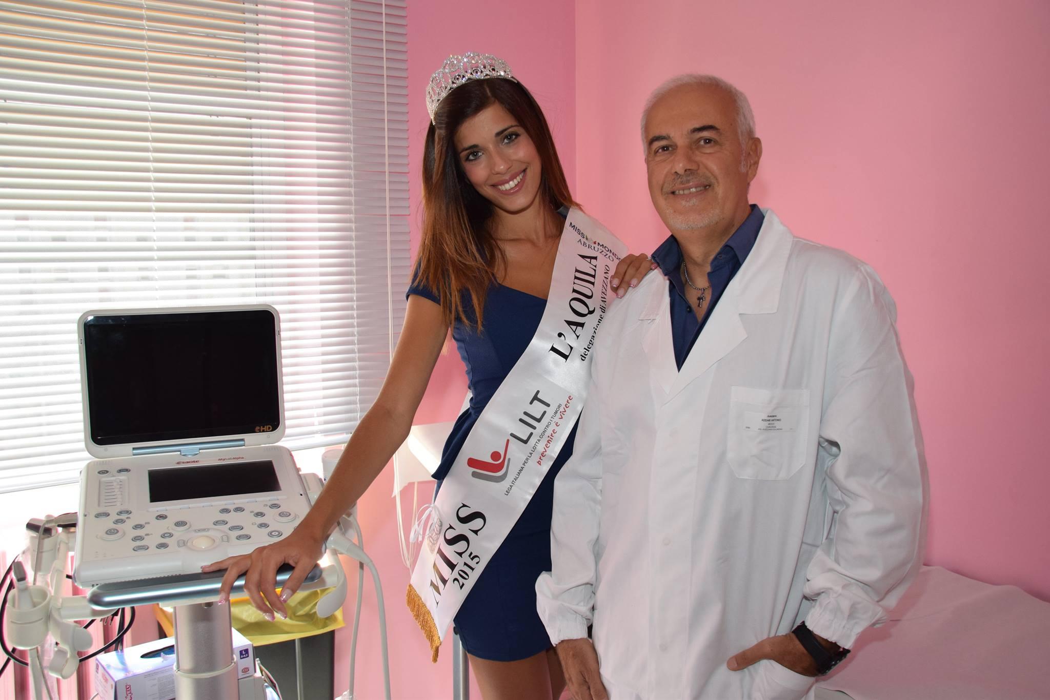 Miss Lilt L'Aquila 2016', una crociera per le prime due classificate