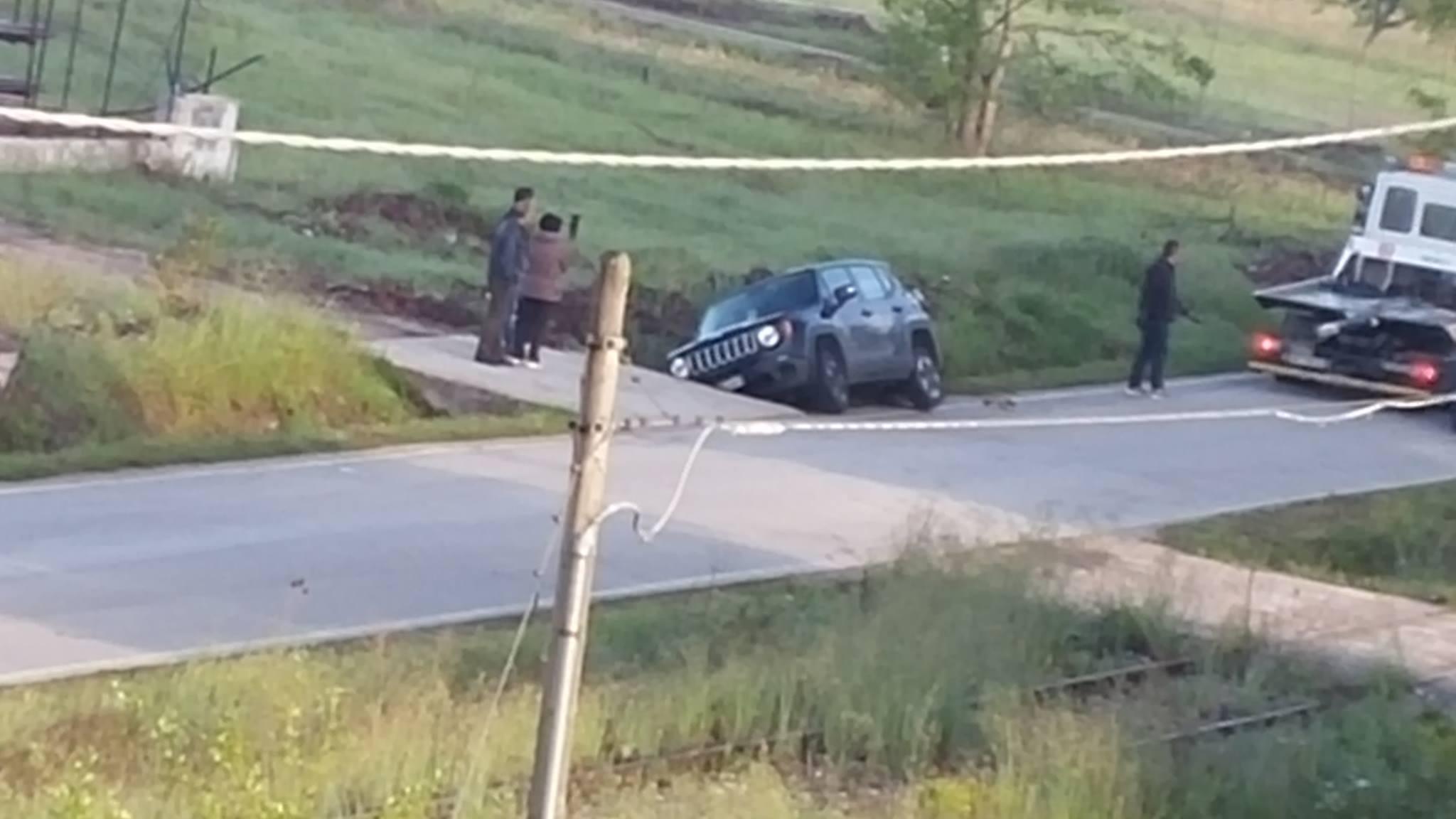 Avezzano: incidente in via Trara: proteste dei cittadini