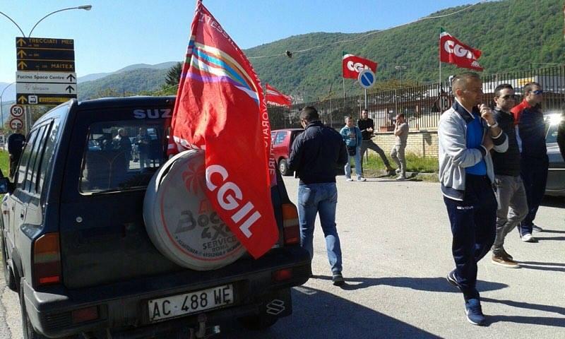 Vesuvius, azienda smentisce di aver rifiutato l'incontro con i sindacati