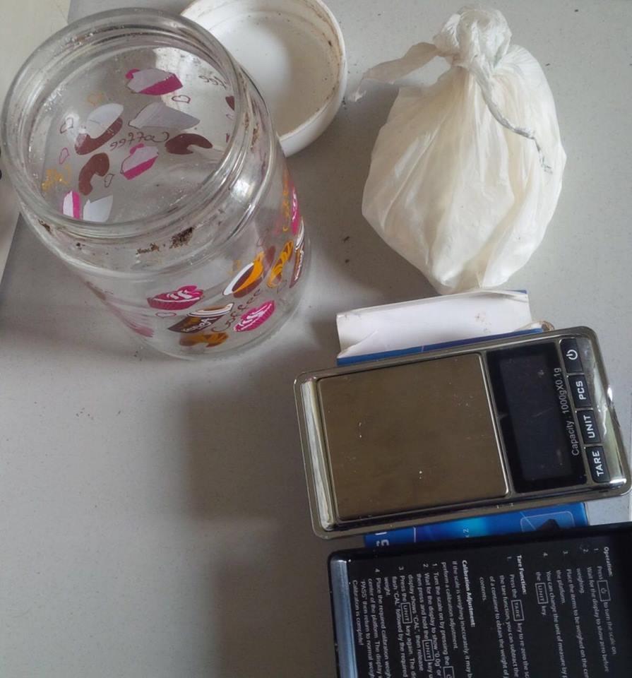 Sorpreso con la droga: domiciliari per El Mansouri