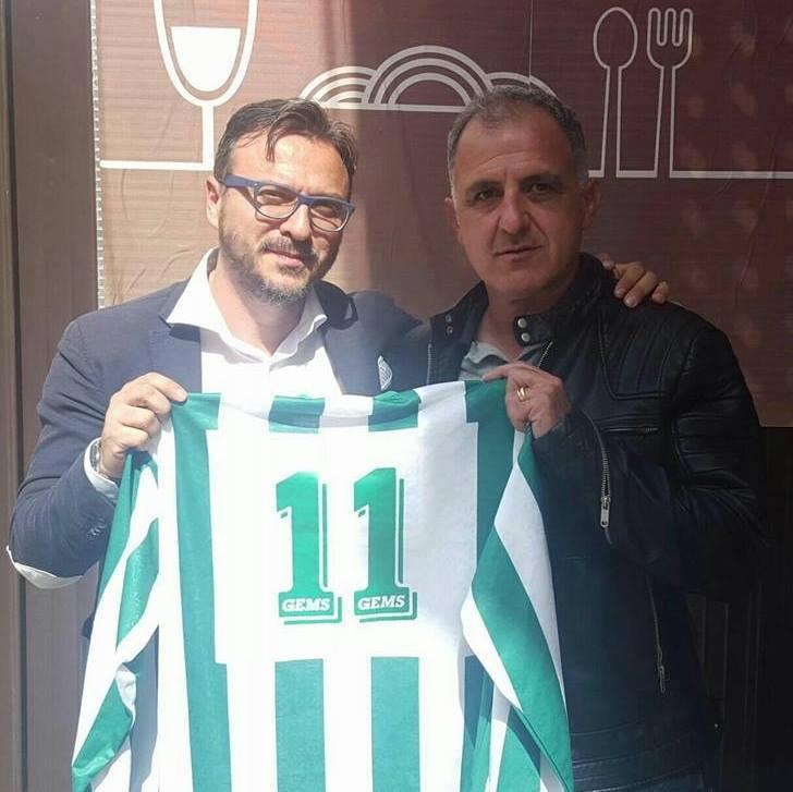 Pino Tortora nuovo allenatore dell'Avezzano Calcio
