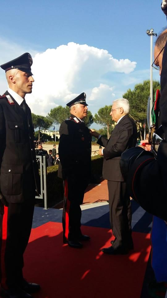 Conferita la medaglia d'oro ai due Carabinieri eroi | VIDEO