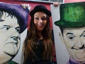 """The Hall Of Fame"", nuova mostra per Sabrina Paponetti"