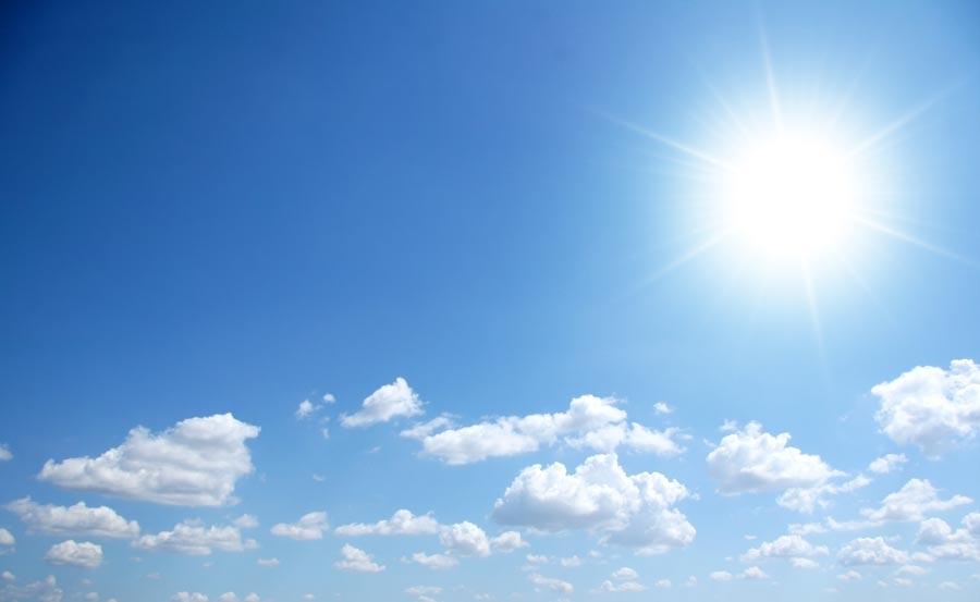 Meteo, un'estate settembrina riporta le temperature oltre i 30°C
