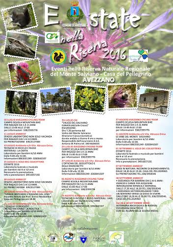 Ambiente, eventi, opere: un anno di successi per la Riserva del Salviano
