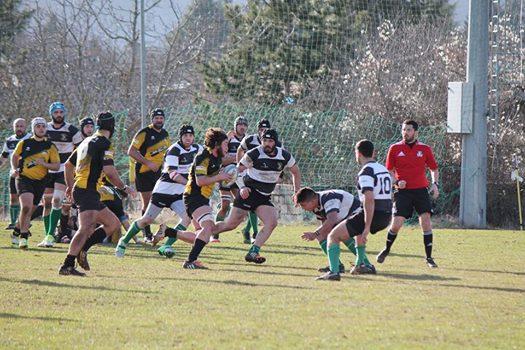 Rugby: sconfitta per l'avezzano, ko anche la 18, bene la 16 ed il minirugby