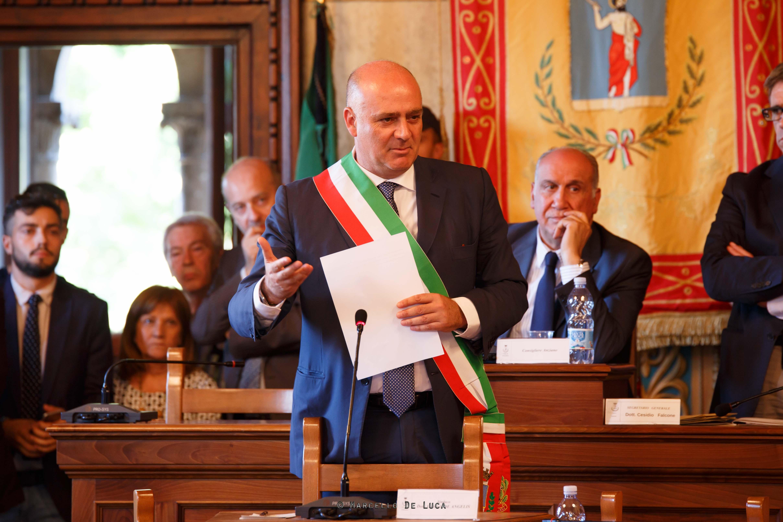 Il sindaco di Avezzano ringrazia le forze dell'ordine per l'intervento contro i danneggiamenti alle auto
