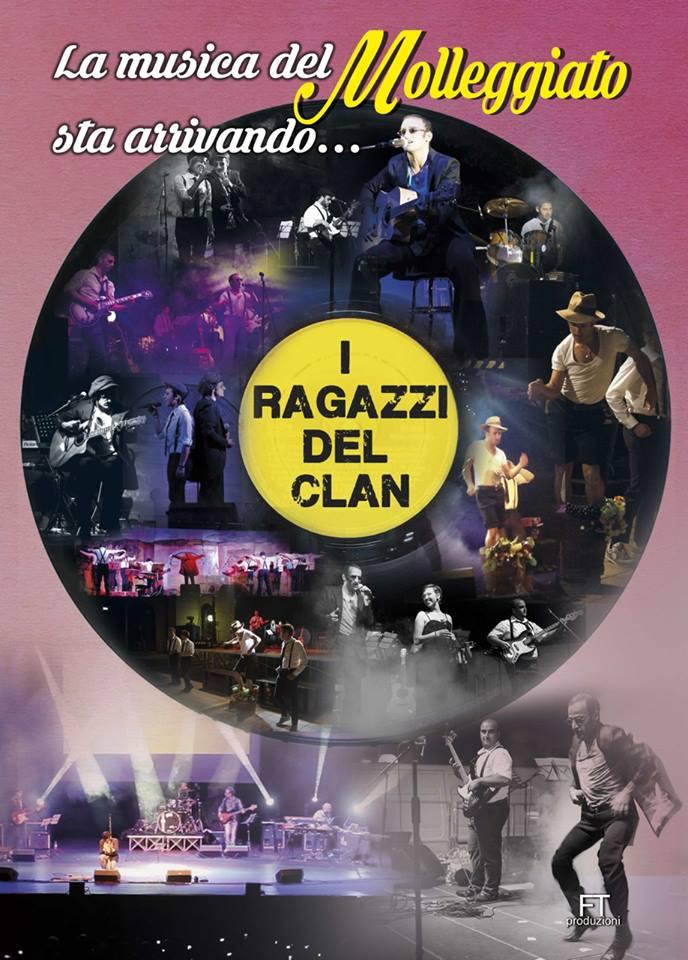 """Concerto di Pasqua con i """"Ragazzi del Clan"""""""
