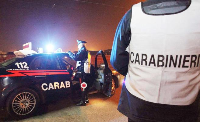 Cocaina per i 'vip', arrestati due corrieri