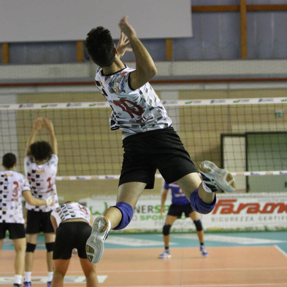 Volley: un marsicano in Serie A1