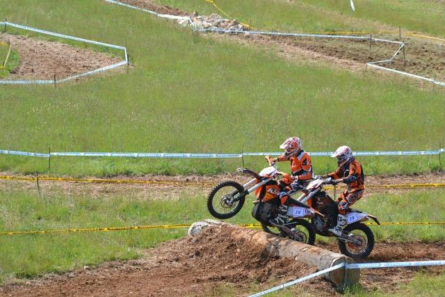 Al via l'edizione 2017 di Match Race, gara di motoenduro in coppia