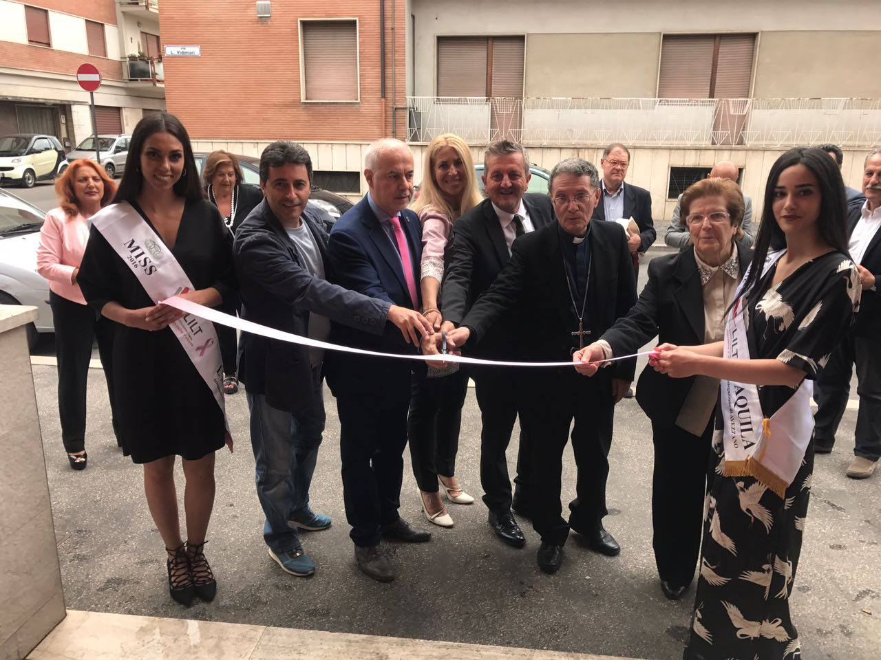 Lilt Avezzano riparte da un nuovo studio all'avanguardia. Presentata la nuova sede in Via Vidimari