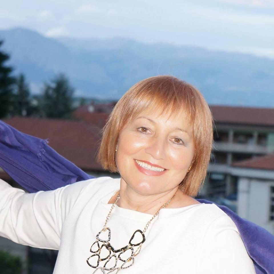 Intervento di Marivera De Rosa sul tema: il terremoto la ricerca di sicurezza