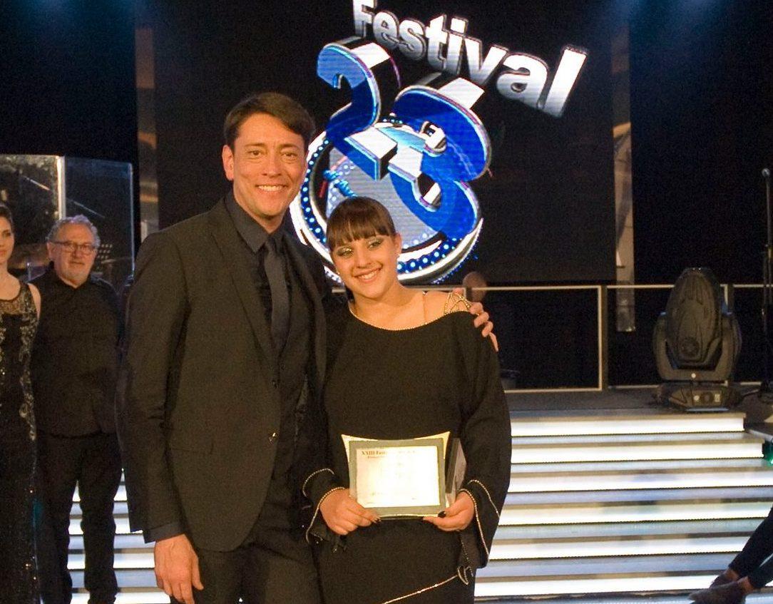 Ancora un successo per la giovane cantante marsicana Laura Fantauzzo