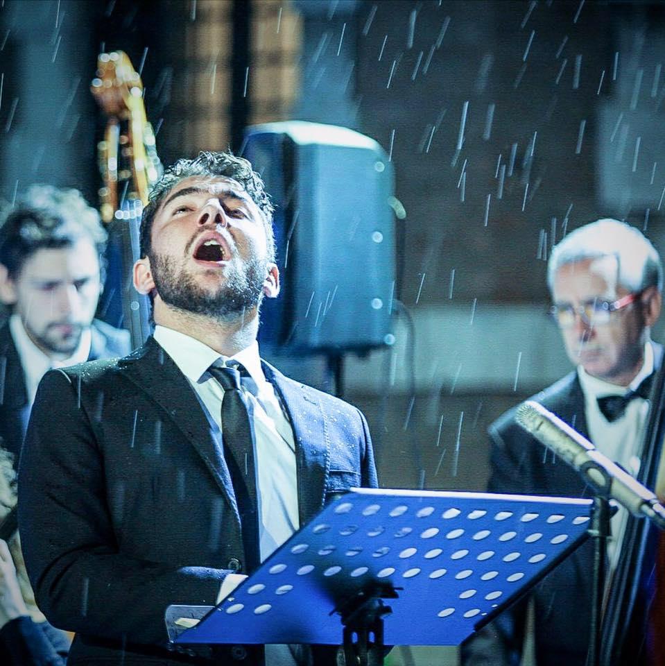 Il giovane tenore Lorenzo Martelli protagonista al Castello Orsini di Avezzano