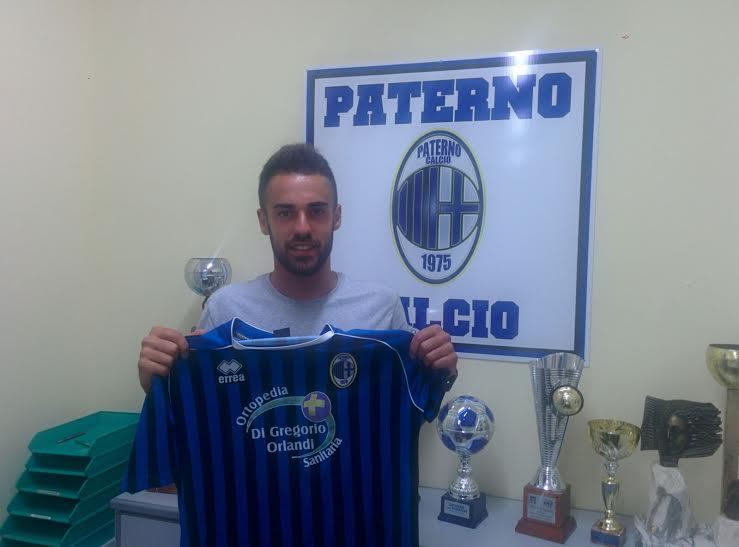 Paterno Calcio: acquistato Andrea La Selva