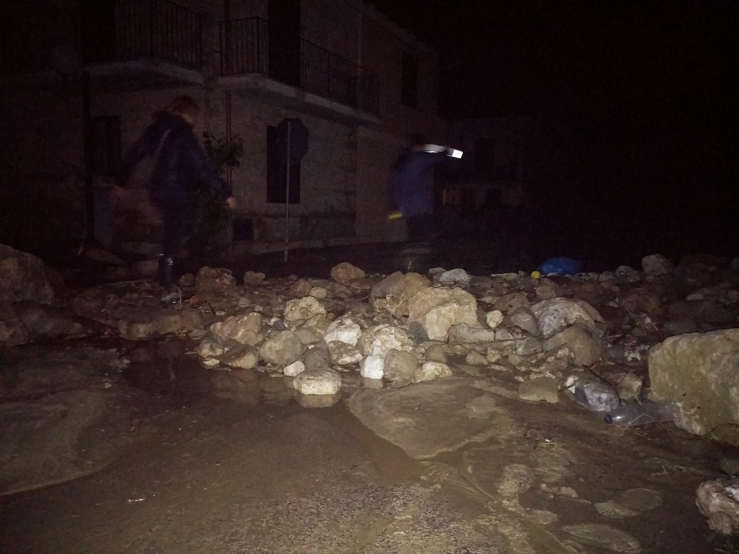 Villa Alba, appello della Stati: via i detriti dell'alluvione 2015 dai terreni della famiglia Faroni