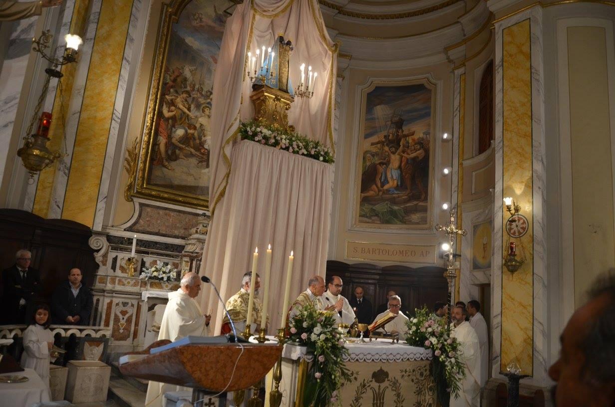 Pellegrinaggio dei fidanzati a Loreto con il vescovo Santoro
