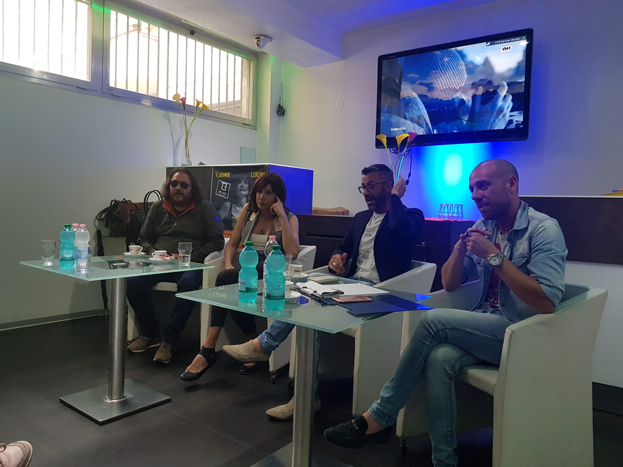 """Vladimir Luxuria ad Avezzano per presentare il suo recital: """"Parlare degli ultimi è scomodo"""""""