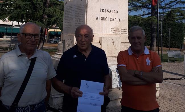 80 anni del Tenente Salvatore Angelini