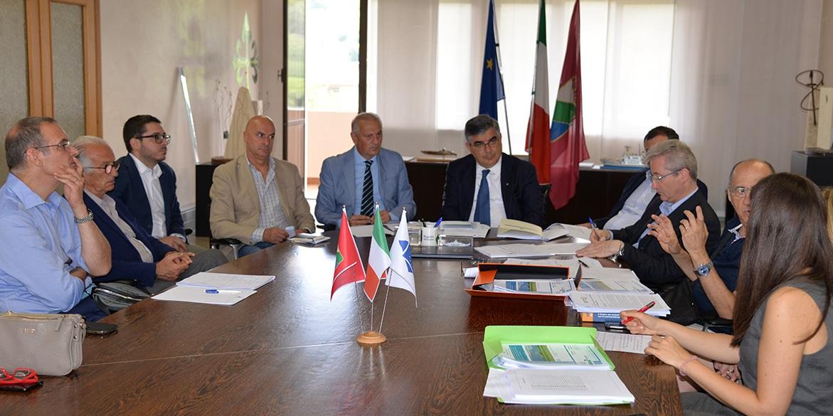 50 milioni di euro per il potenziamento del sistema idrico della piana del Fucino