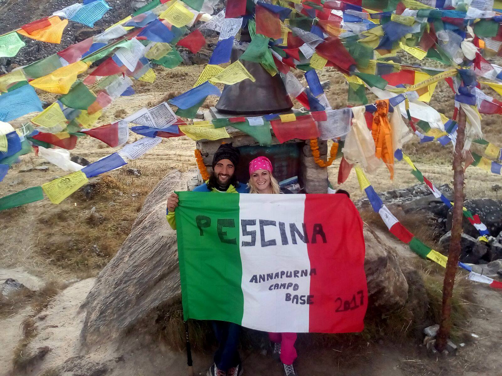 Un pezzo di Marsica sull'Himalaya per beneficenza