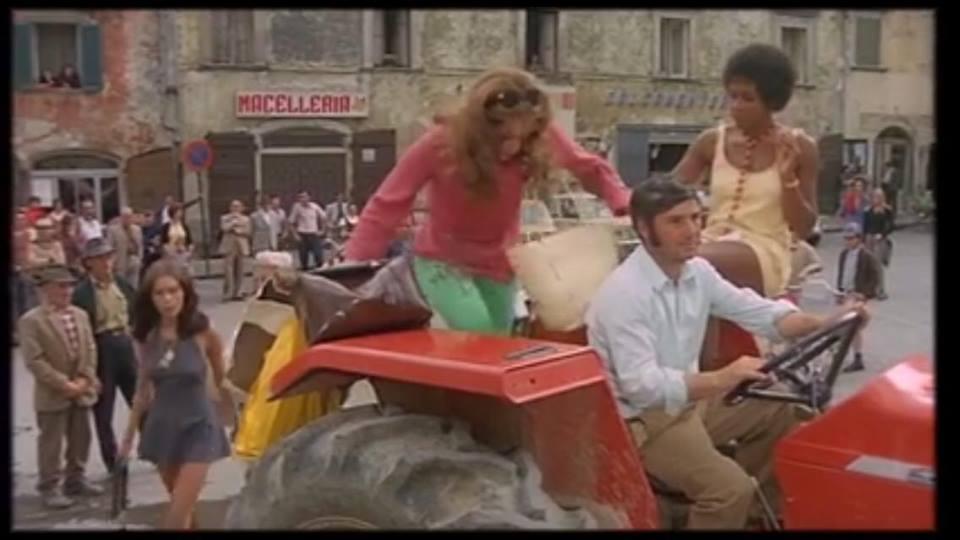 Quando Tagliacozzo fu la location di un film di Sergio Martino | VIDEO