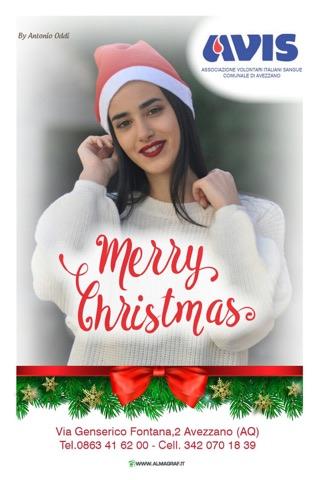 Avezzano, Avis: diecimila cartoline per festeggiare il Natale