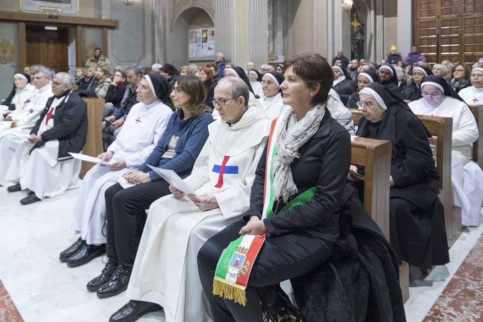 Successo per l'incontro su Madre Maria Teresa Cucchiari