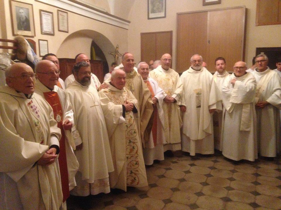 Per 60 anni parroco di Civitella: grandi festeggiamenti per Don Franco