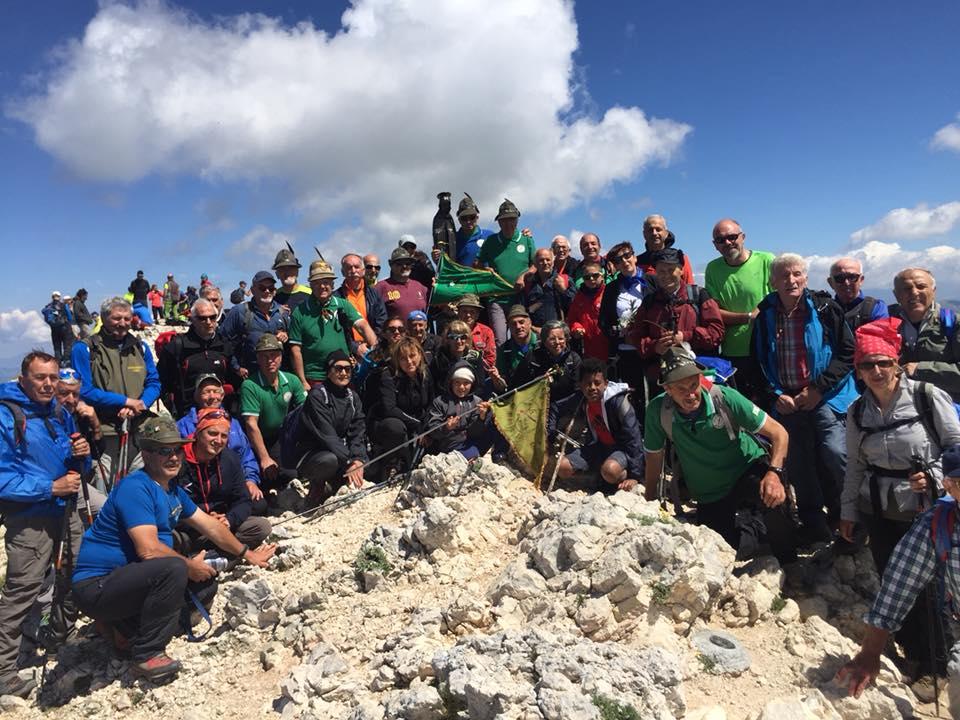 52 Anniversario della posa della Madonnina degli Alpini
