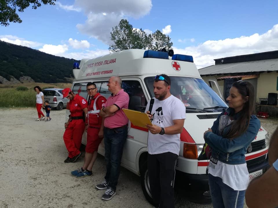 Ambulanza di Ovindoli, arrivano le precisazioni da parte della Presidente Gabriela Tabacco