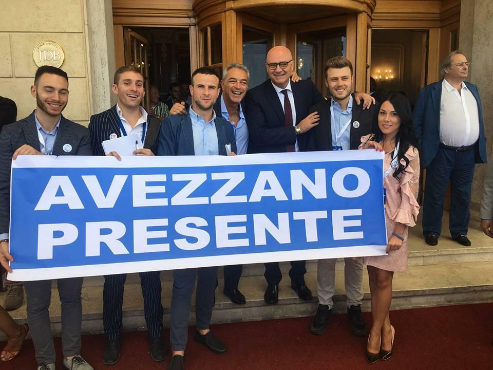 """Forza Italia Giovani Avezzano, plesso universitario nei locali CRUA """"soddisfatti per la felice soluzione e disponibilità per future iniziative"""""""