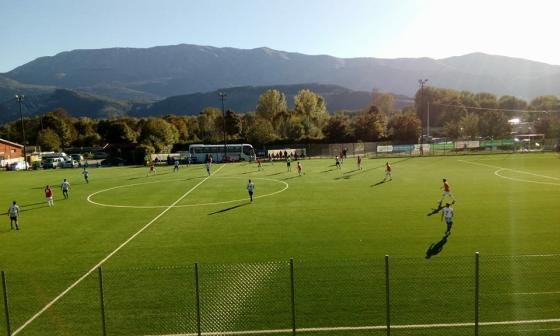L'Angizia vince una battaglia di nervi: 1-0 sul Sant'Omero