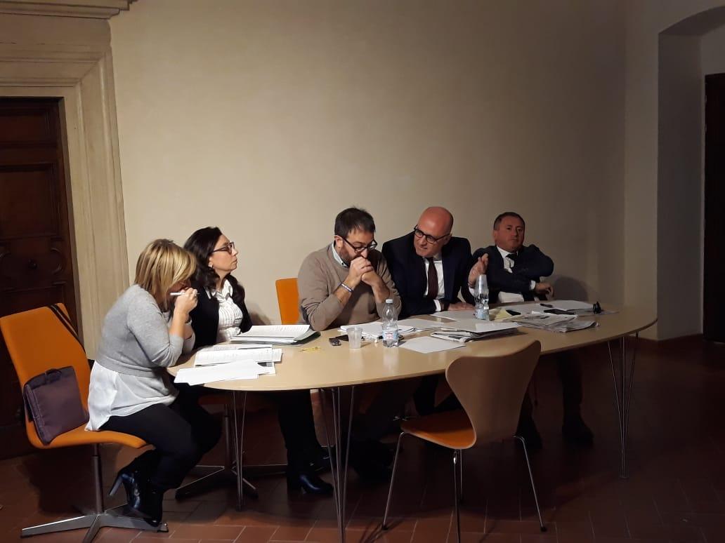 Comitato ristretto dei sindaci: adesione alla mobilitazione del 23/11