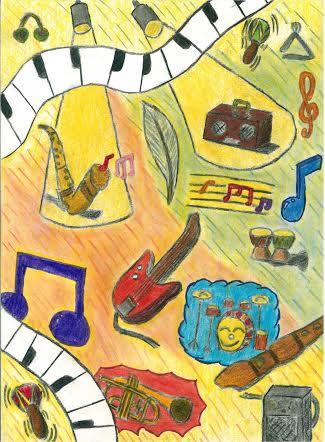 """""""Pittura, musica e poesia"""": alunni protagonisti a scuola"""