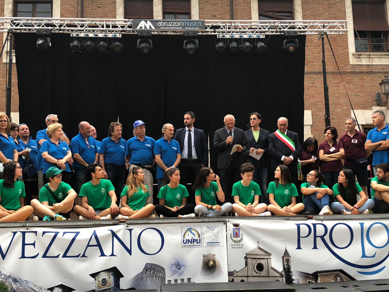 """Giuseppe Di Pangrazio """"Aperto al pubblico Palazzo Torlonia e stanziati 4,7 milioni di euro per la sua ristrutturazione"""""""
