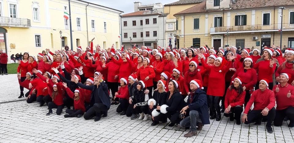 """Avezzano """"Urban Coreographic Dance Merry Christmas"""" domani in Piazza Risorgimento"""