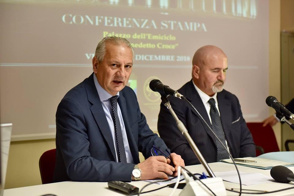 Regione, Di Pangrazio e Paolini presentano il rapporto sulle attività nella conferenza stampa di fine anno